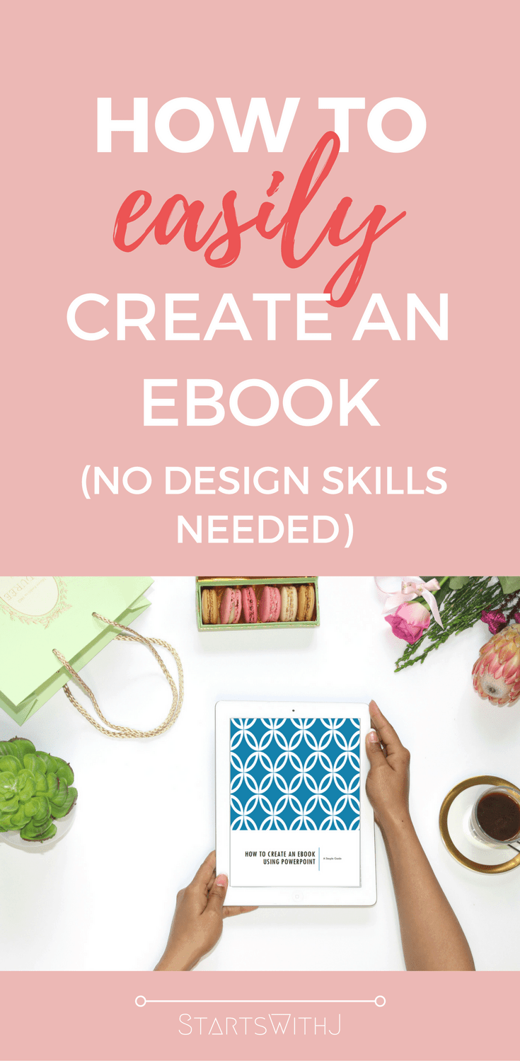 You don't need design skills to design an ebook for your subscribers - this post shows you how!