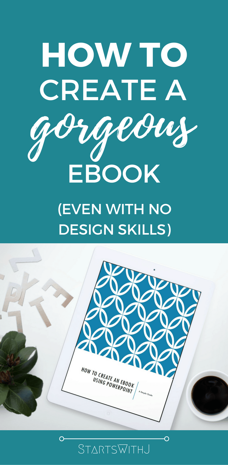 Check out this post if you have been wanting to design an ebook for your subscribers, but don't know where to start.