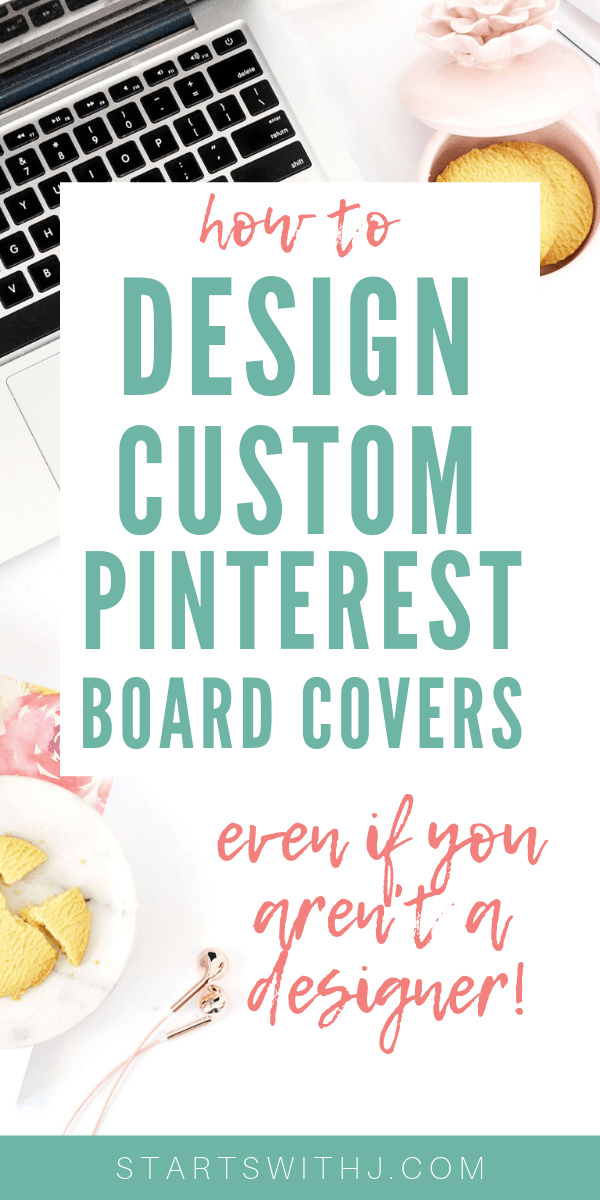 Custom, branded Pinterest board covers can help with your branding, encourage viewers to stay on your profile longer, & maybe even increase your followers!